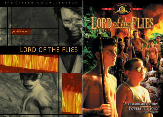 lord of the flies book/ movie essay Choose one of the prompts below to write a persuasive essay regarding golding's intentions in writing lord of the flies lines summarizing the book and.