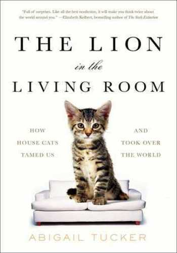 thelioninthelivingroomcover